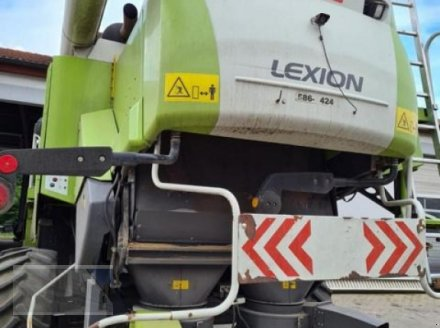 Mähdrescher des Typs CLAAS Lexion 580, Gebrauchtmaschine in Kleinlangheim - Atzhausen (Bild 4)