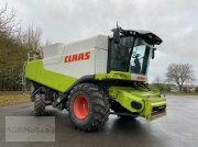 CLAAS Lexion 580 Зерноуборочные комбайны