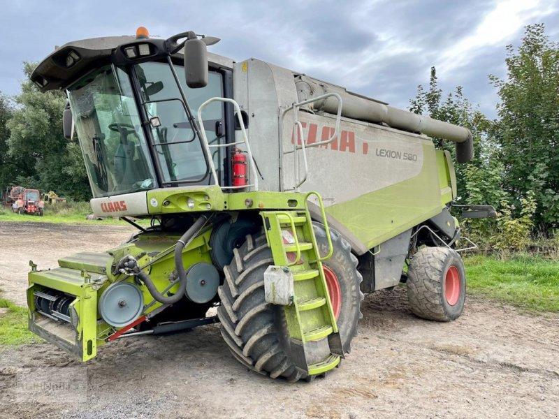 Mähdrescher типа CLAAS Lexion 580, Gebrauchtmaschine в Prenzlau (Фотография 1)