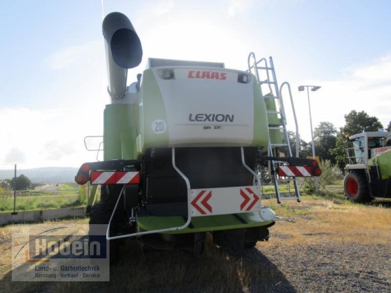 Mähdrescher del tipo CLAAS Lexion 600, Gebrauchtmaschine en Coppenbruegge (Imagen 5)