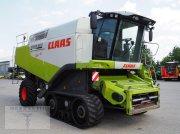 CLAAS LEXION 600TT + V1050 Mähdrescher