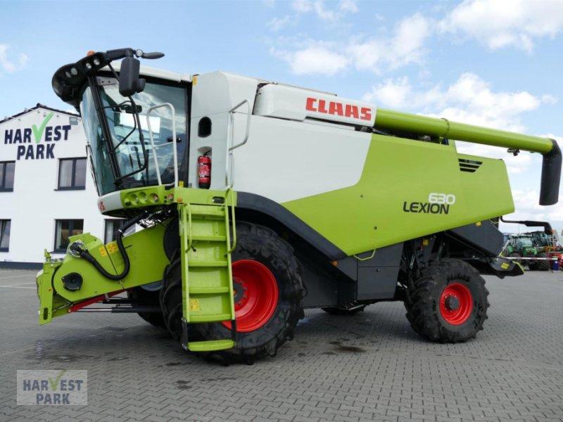 Mähdrescher typu CLAAS Lexion 630 4wd, Gebrauchtmaschine v Emsbüren (Obrázok 1)