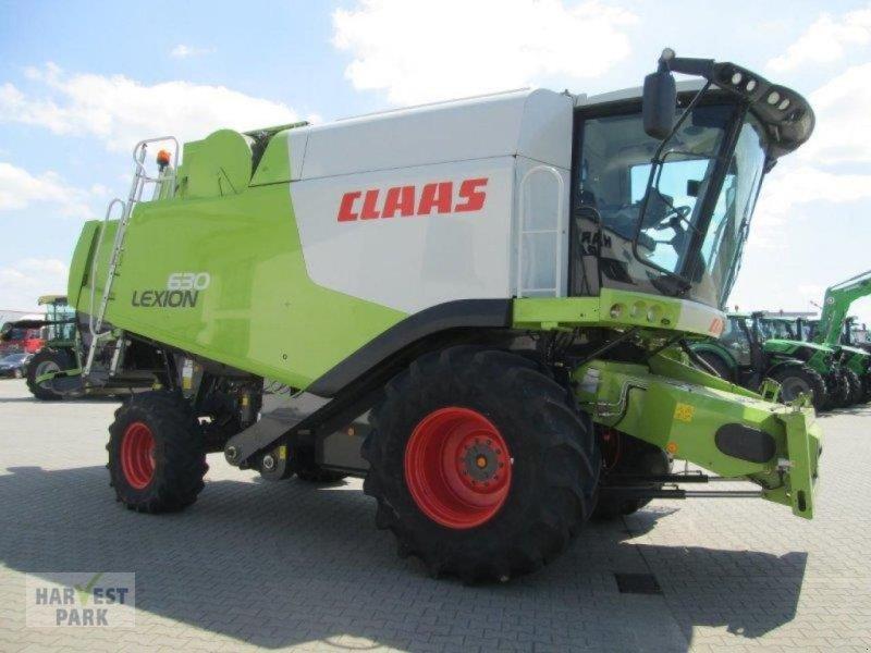 Mähdrescher des Typs CLAAS Lexion 630, Gebrauchtmaschine in Emsbüren (Bild 4)