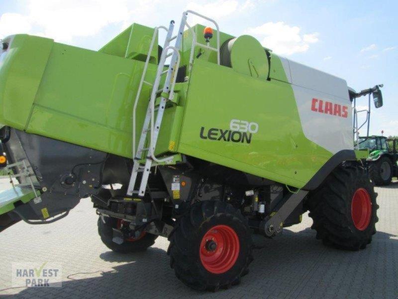 Mähdrescher des Typs CLAAS Lexion 630, Gebrauchtmaschine in Emsbüren (Bild 3)