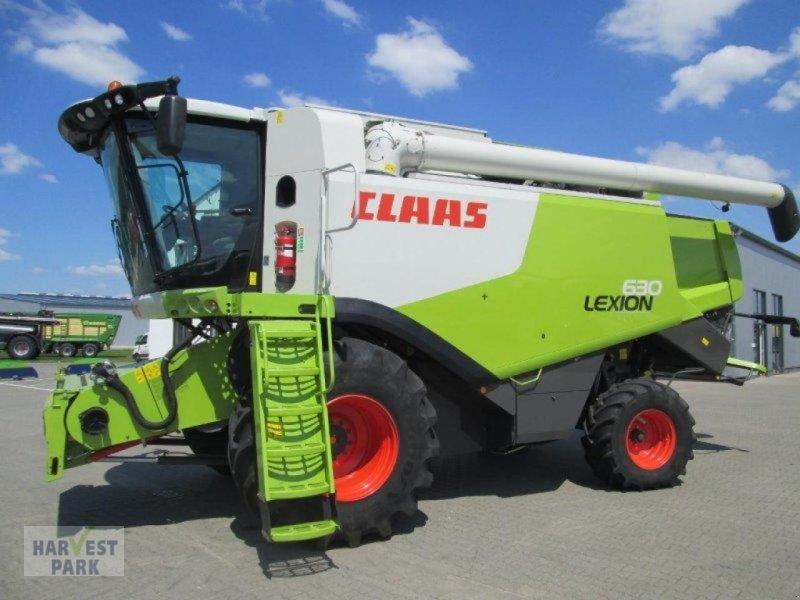 Mähdrescher des Typs CLAAS Lexion 630, Gebrauchtmaschine in Emsbüren (Bild 1)