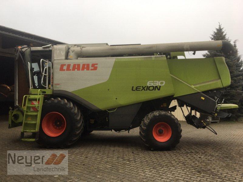 Mähdrescher des Typs CLAAS Lexion 630, Gebrauchtmaschine in Bad Waldsee Menniswe (Bild 5)