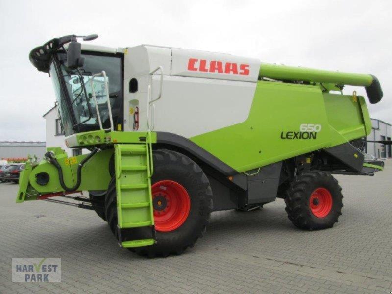 Mähdrescher tipa CLAAS Lexion 650 4wd, Gebrauchtmaschine u Emsbüren (Slika 1)