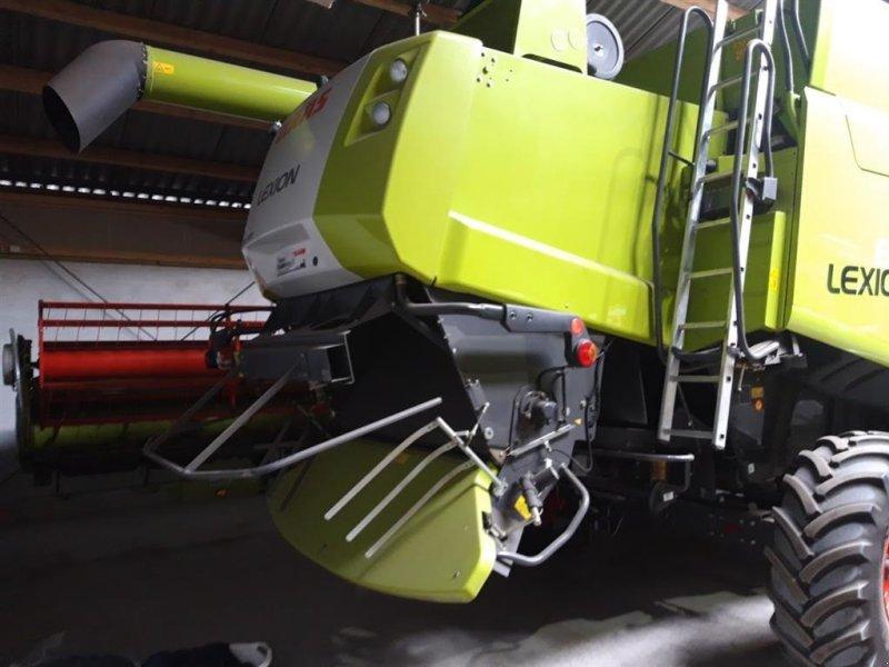 Mähdrescher des Typs CLAAS LEXION 650 MED UDSTYR VARIO 750 SKÆREBOR, Gebrauchtmaschine in Vojens (Bild 5)
