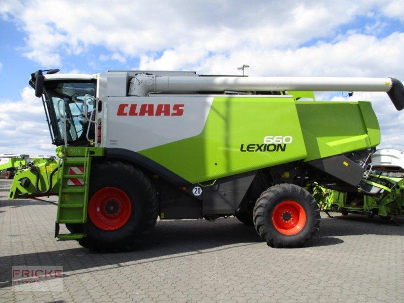 Mähdrescher des Typs CLAAS LEXION 660 ALLRAD, Gebrauchtmaschine in Bockel - Gyhum (Bild 1)