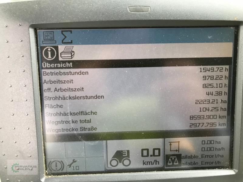Mähdrescher des Typs CLAAS Lexion 660 TOP-Zustand mit wenig Stunden, Gebrauchtmaschine in Rittersdorf (Bild 13)