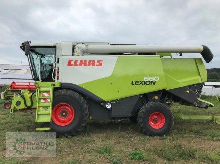 Mähdrescher des Typs CLAAS Lexion 660 TOP-Zustand mit wenig Stunden, Gebrauchtmaschine in Rittersdorf (Bild 3)