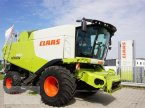 Mähdrescher des Typs CLAAS LEXION 660 in Töging am Inn