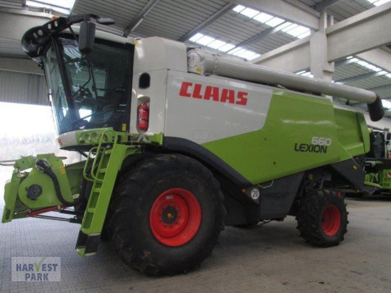 Mähdrescher tipa CLAAS Lexion 660, Gebrauchtmaschine u Emsbüren (Slika 1)