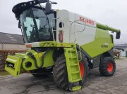 Mähdrescher of the type CLAAS LEXION 660, Gebrauchtmaschine in Baillonville