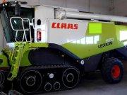 CLAAS Lexion 670 TT Allrad Mähdrescher