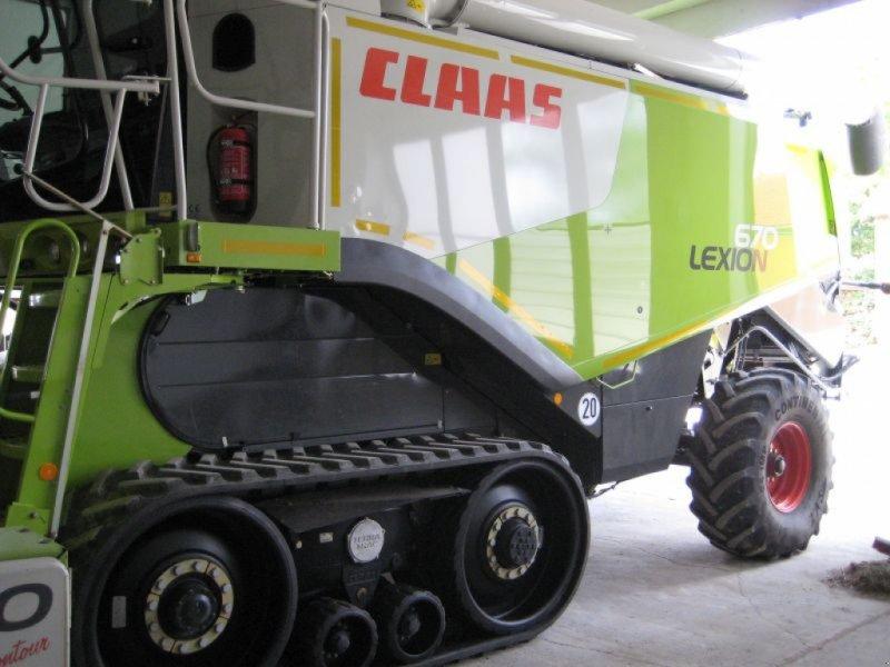 Bild CLAAS Lexion 670 TT