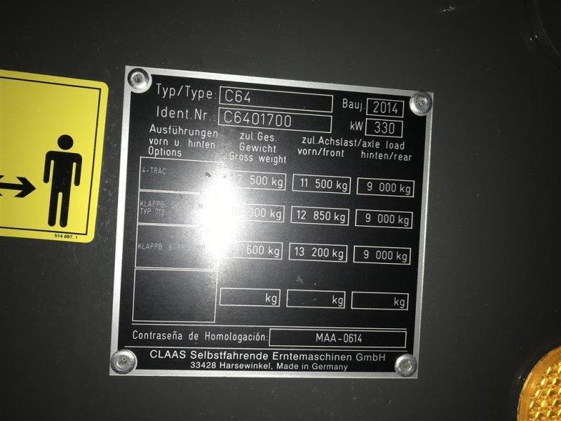Mähdrescher des Typs CLAAS LEXION 670, Gebrauchtmaschine in Kolding (Bild 1)
