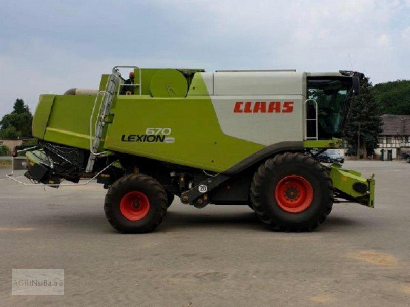 Bild CLAAS Lexion 670