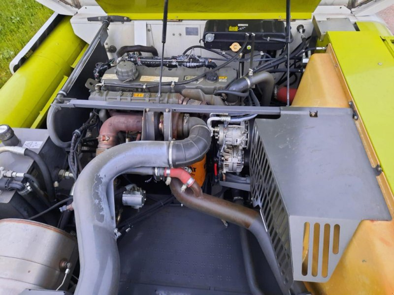 Mähdrescher des Typs CLAAS Lexion 670, Gebrauchtmaschine in Asselfingen (Bild 7)