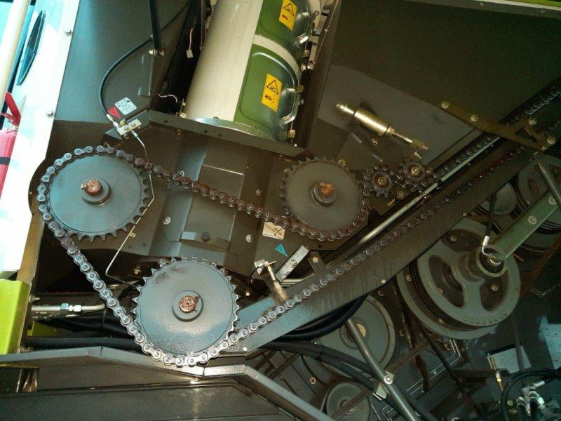 Mähdrescher des Typs CLAAS Lexion 670, Gebrauchtmaschine in Asselfingen (Bild 16)