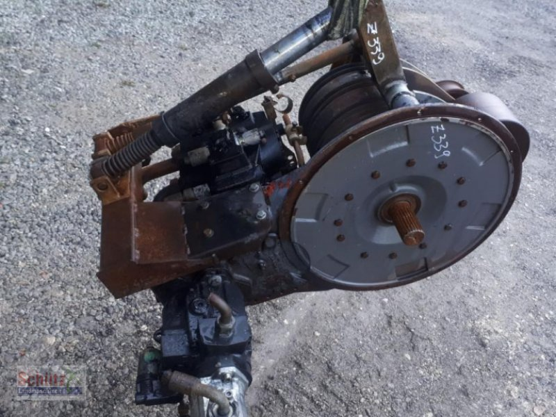 Mähdrescher des Typs CLAAS Lexion 750, Verteilergetriebe, gebraucht, Gebrauchtmaschine in Schierling (Bild 1)