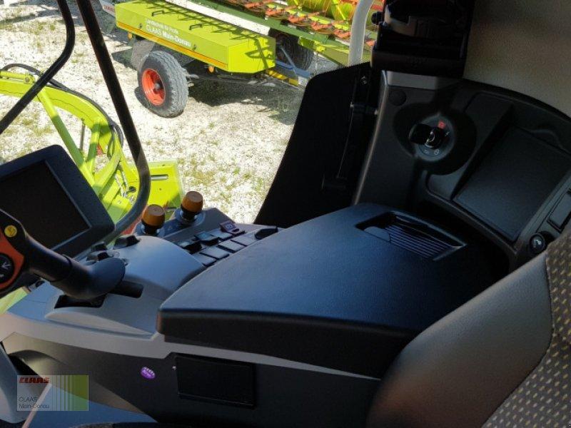 Mähdrescher des Typs CLAAS Lexion 750, Gebrauchtmaschine in Vohburg (Bild 5)