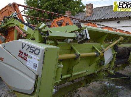 Mähdrescher tip CLAAS Lexion 750, Gebrauchtmaschine in Afumati (Poză 8)