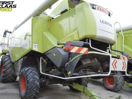 Mähdrescher tip CLAAS Lexion 750, Gebrauchtmaschine in Afumati (Poză 3)