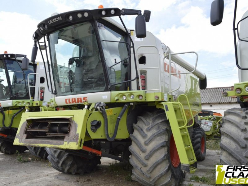 Mähdrescher tip CLAAS Lexion 750, Gebrauchtmaschine in Afumati (Poză 1)