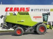 Mähdrescher типа CLAAS Lexion 750, Gebrauchtmaschine в Heiligengrabe OT Liebenthal