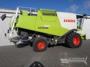 Mähdrescher типа CLAAS Lexion 750, Gebrauchtmaschine в Jerichow