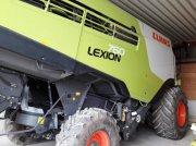 Mähdrescher типа CLAAS Lexion 760 Montana, Gebrauchtmaschine в Schutterzell