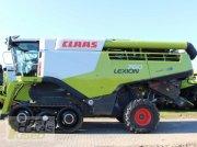 Mähdrescher типа CLAAS LEXION 760 TERRA TRAC, Gebrauchtmaschine в Hockenheim