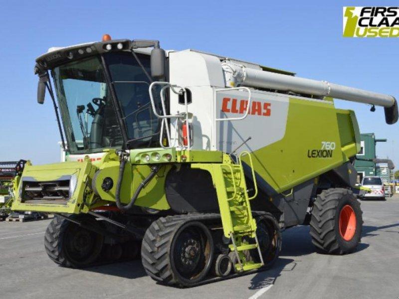 Poză CLAAS LEXION 760 TERRA TRAC