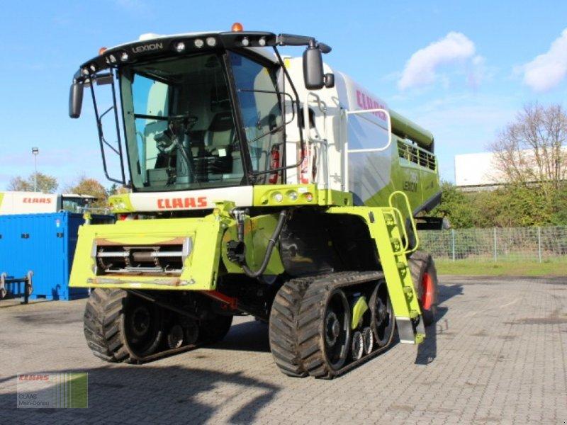Mähdrescher des Typs CLAAS Lexion 760 TT, Gebrauchtmaschine in Vohburg (Bild 3)