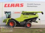 Mähdrescher des Typs CLAAS LEXION 760, Gebrauchtmaschine in Hockenheim