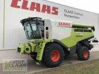 Mähdrescher des Typs CLAAS LEXION 760 in Hockenheim