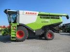 Mähdrescher des Typs CLAAS LEXION 760 in Landsberg