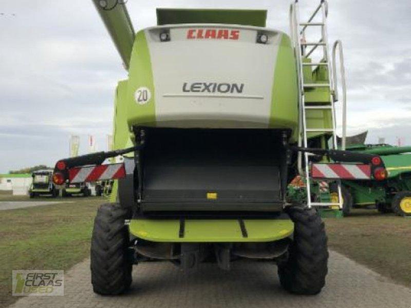Mähdrescher des Typs CLAAS LEXION 770 TERRA TRAC, Gebrauchtmaschine in Hockenheim (Bild 5)