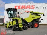 CLAAS LEXION 770 TERRA TRAC Cosechadora