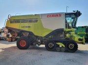 Mähdrescher typu CLAAS LEXION 770 TERRA TRAC, Gebrauchtmaschine w Baillonville
