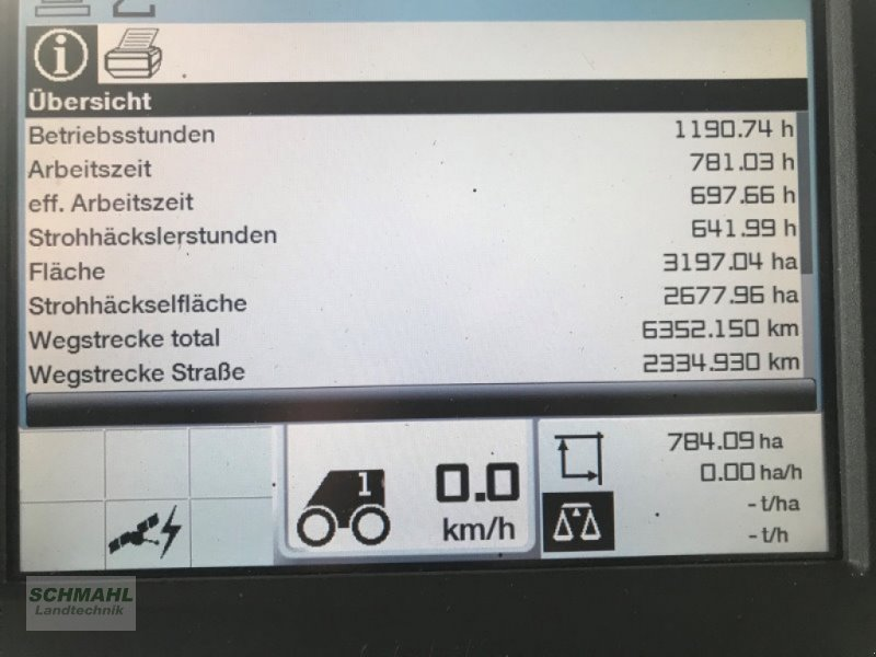 Mähdrescher του τύπου CLAAS Lexion 770 TerraTrac, Gebrauchtmaschine σε Woltersdorf (Φωτογραφία 4)