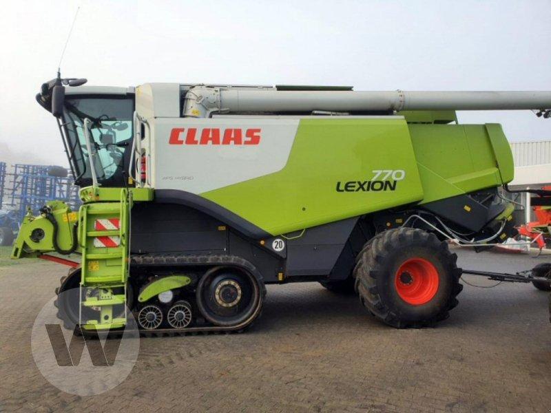Mähdrescher des Typs CLAAS Lexion 770 TT, Gebrauchtmaschine in Bützow (Bild 1)