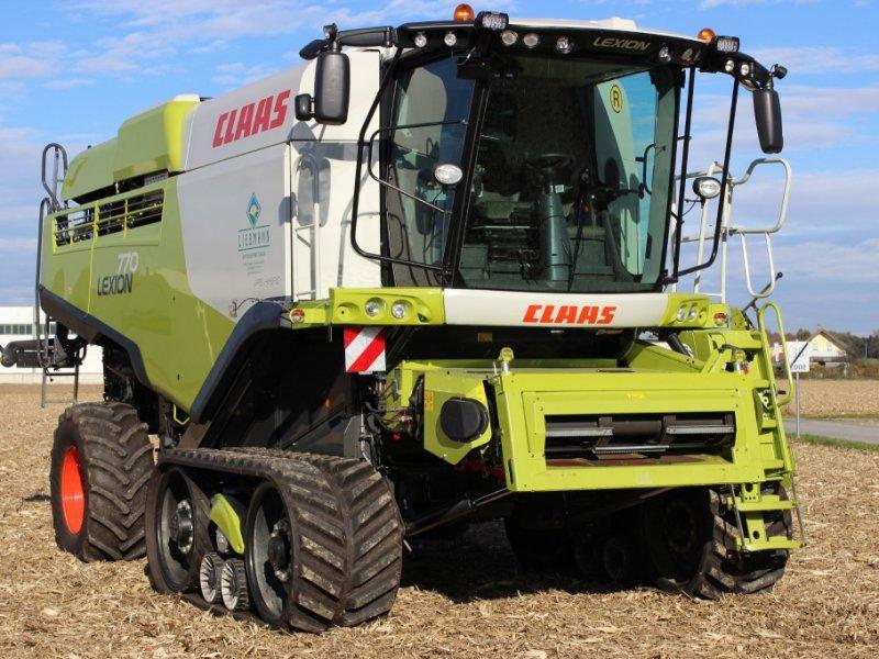 Mähdrescher des Typs CLAAS Lexion 770 TT, Gebrauchtmaschine in Vogau (Bild 1)