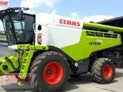 CLAAS Lexion 770 Θεριζοαλωνιστική