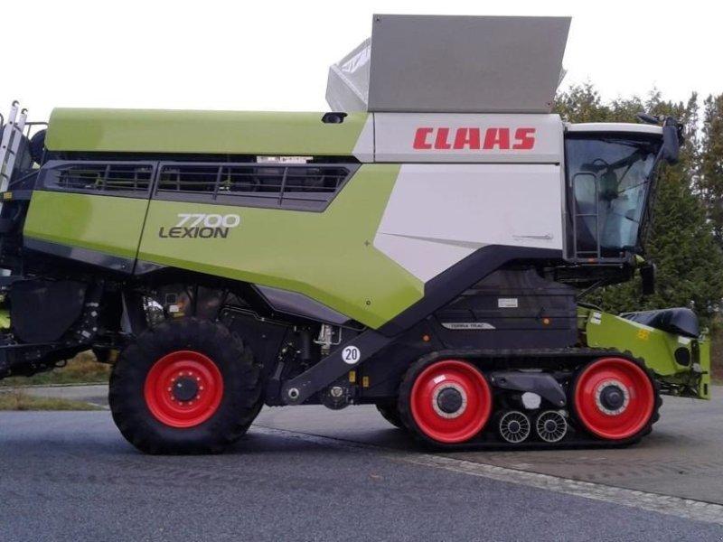 Mähdrescher des Typs CLAAS Lexion 7700 TT, Gebrauchtmaschine in Grimma (Bild 3)