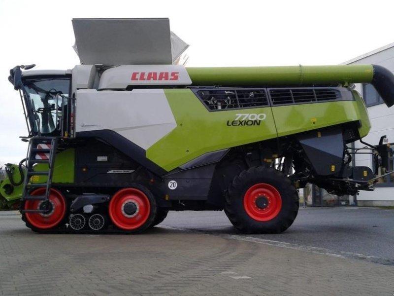 Mähdrescher des Typs CLAAS Lexion 7700 TT, Gebrauchtmaschine in Grimma (Bild 5)
