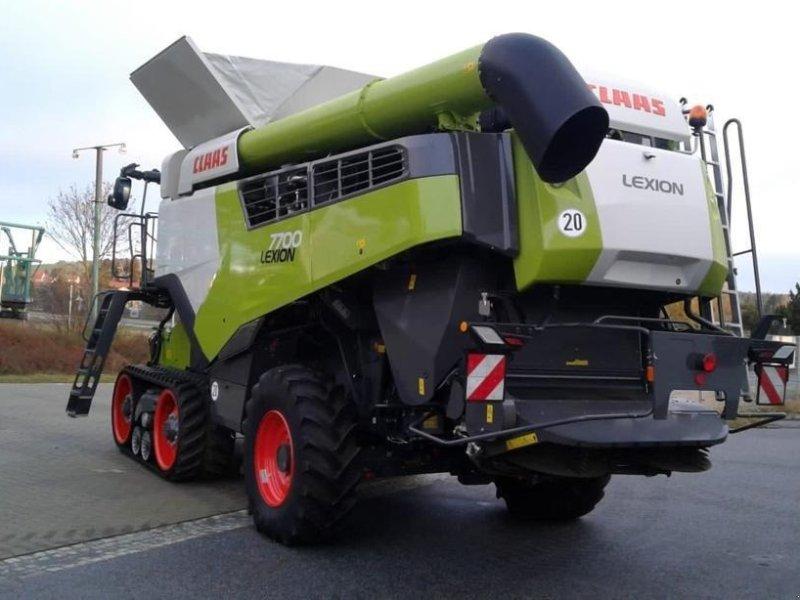 Mähdrescher des Typs CLAAS Lexion 7700 TT, Gebrauchtmaschine in Grimma (Bild 6)