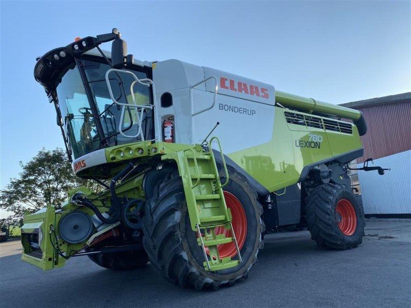 Mähdrescher tipa CLAAS LEXION 780 CEMOS - AUTOSTYRING -FRØUDSTYR - V1050, Gebrauchtmaschine u Aalestrup (Slika 1)