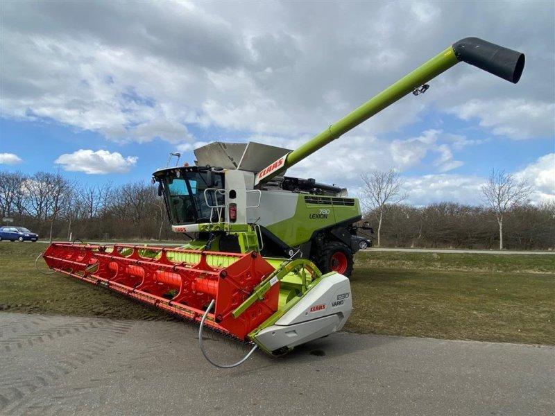 Mähdrescher типа CLAAS LEXION 780 TT 4 WD, Gebrauchtmaschine в Holstebro (Фотография 1)